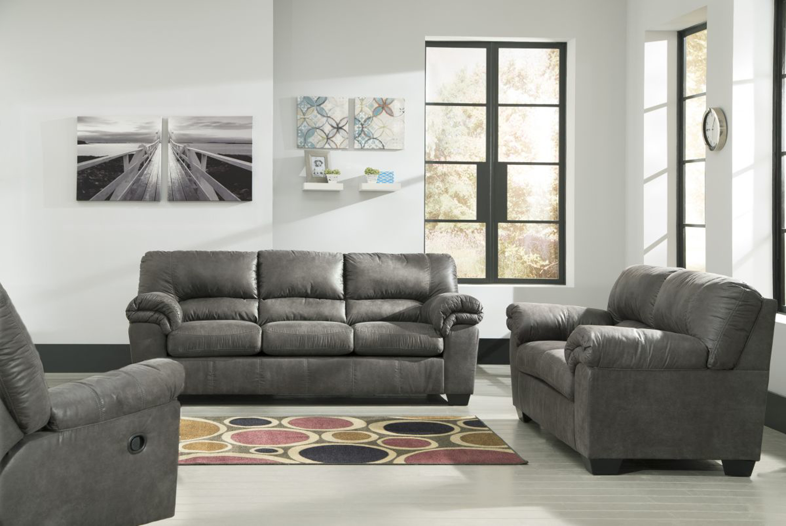 Bladen 3 Piece Living Room Group