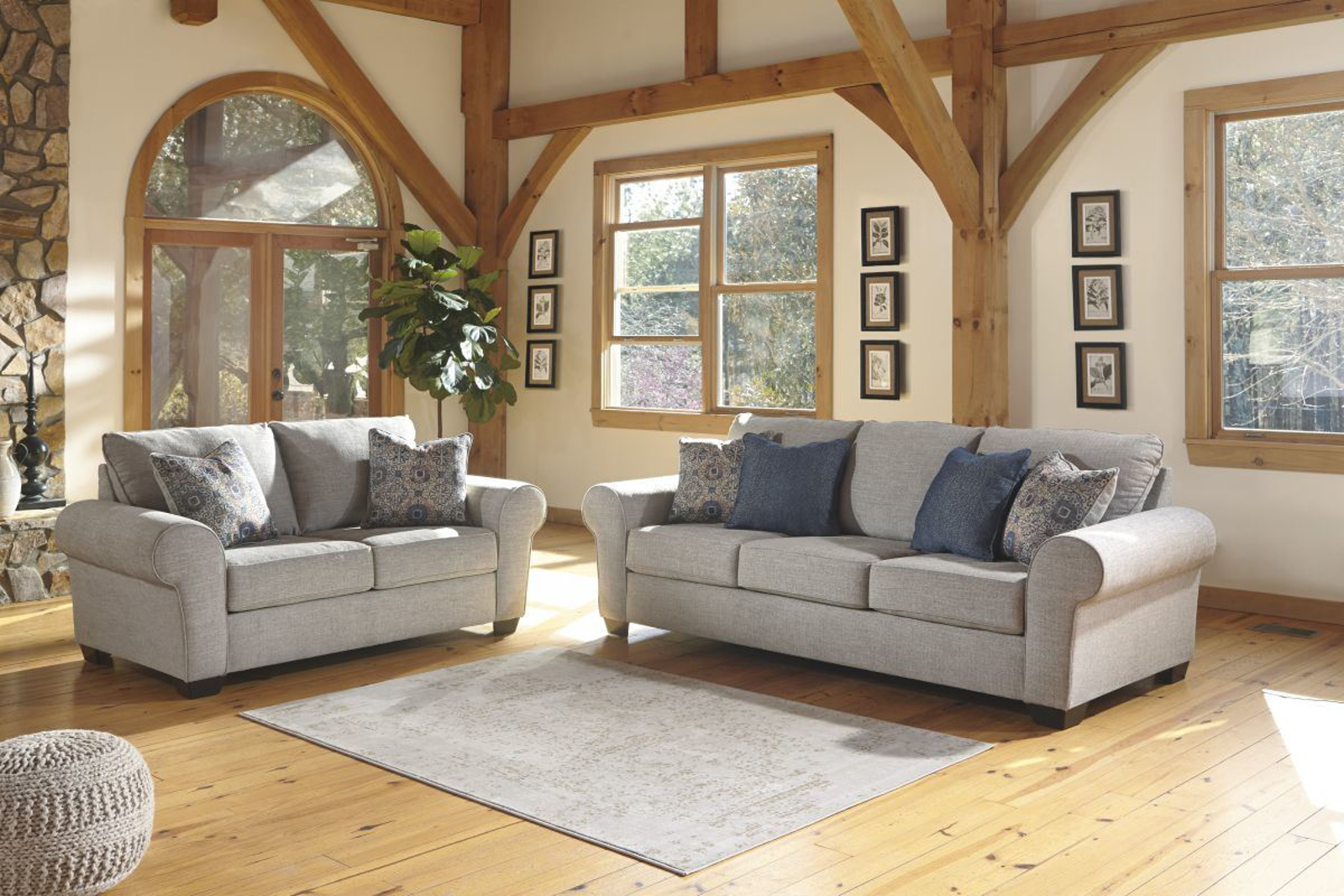 Picture of Belcampo 2 Piece Living Room Group