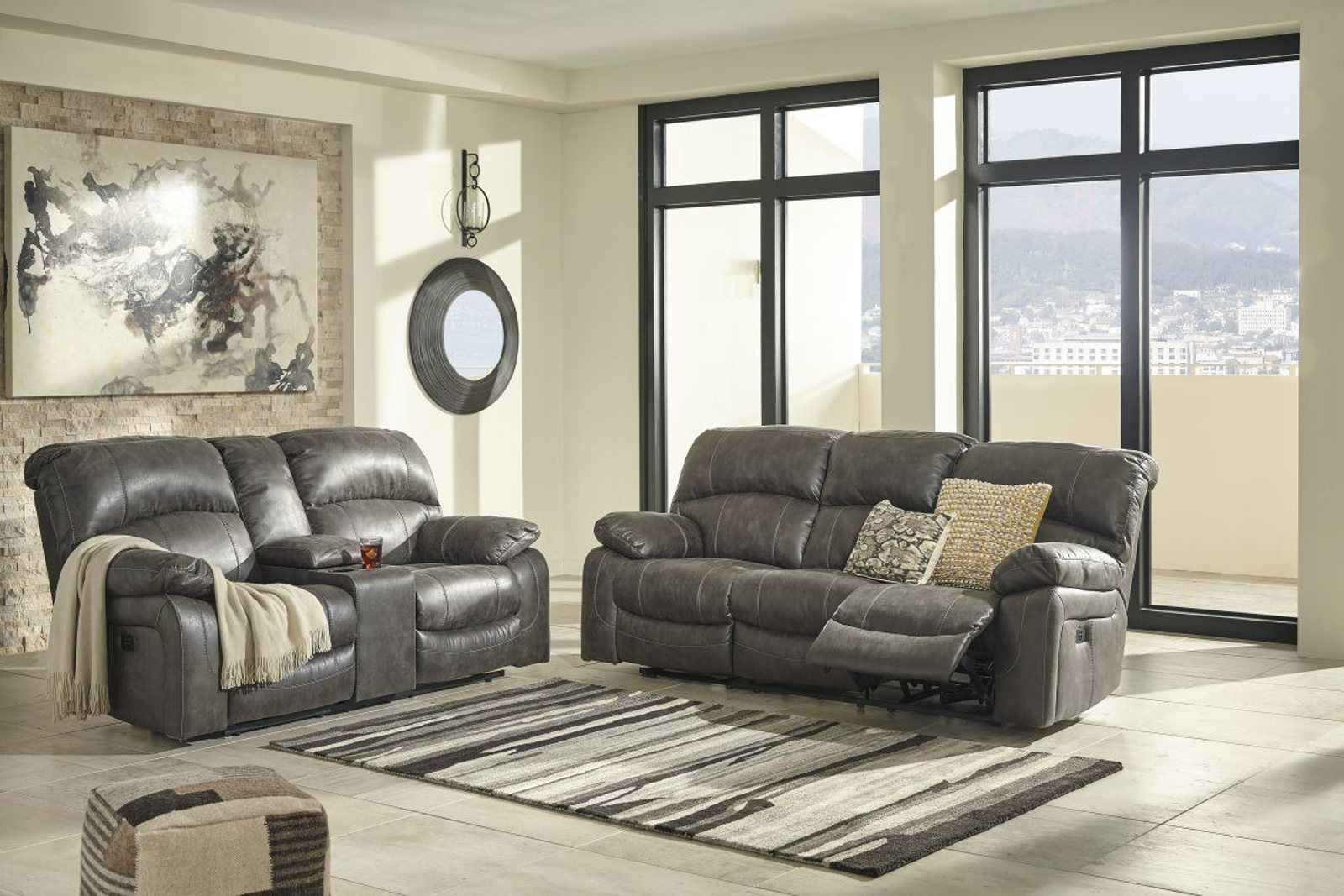 Picture of Dunwell 2 Piece Living Room Group