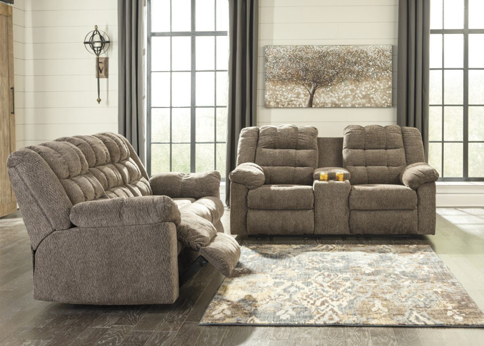 Picture of Workhorse 2 Piece Living Room Group