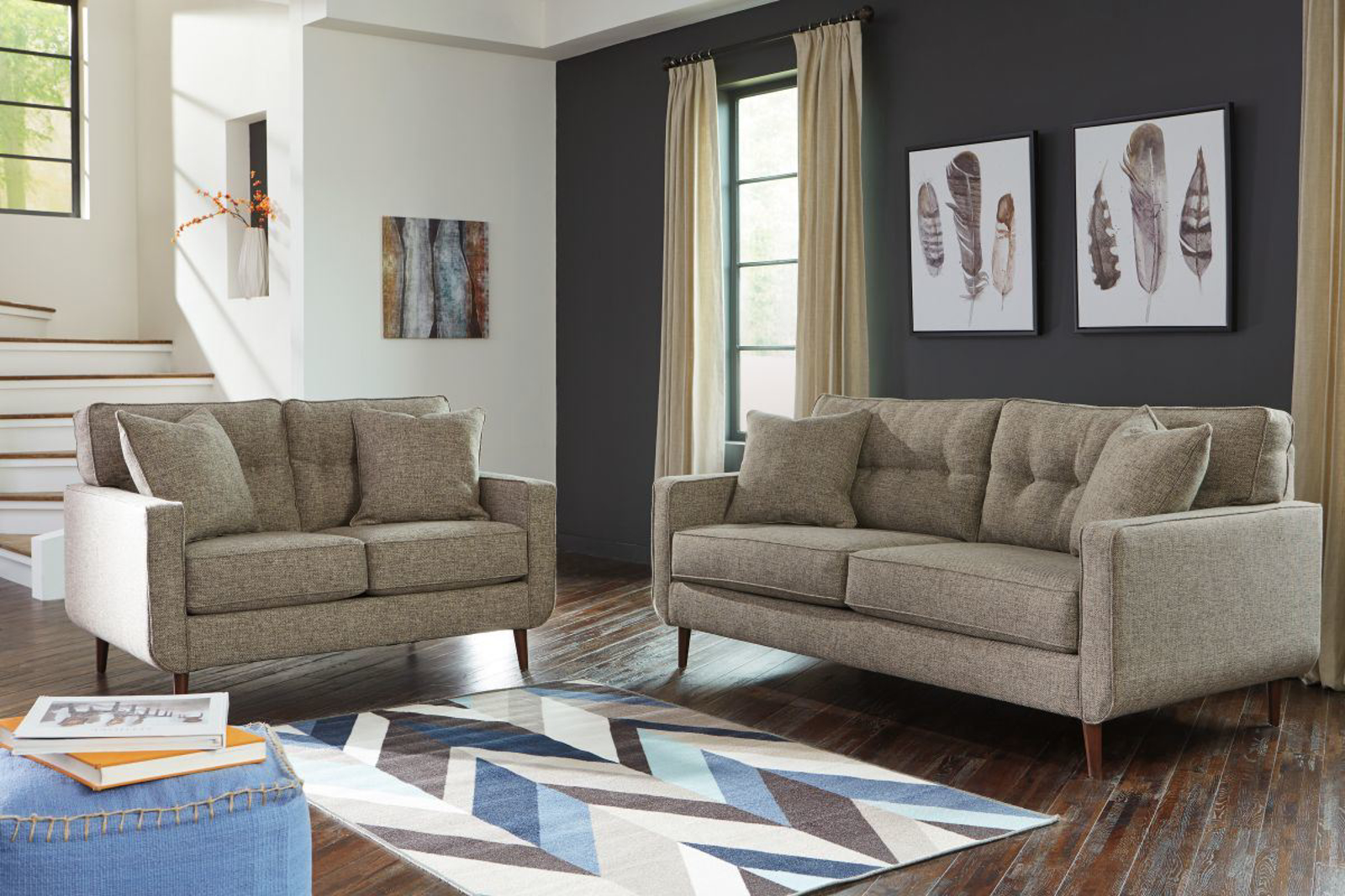 Picture of Dahra 2 Piece Living Room Group