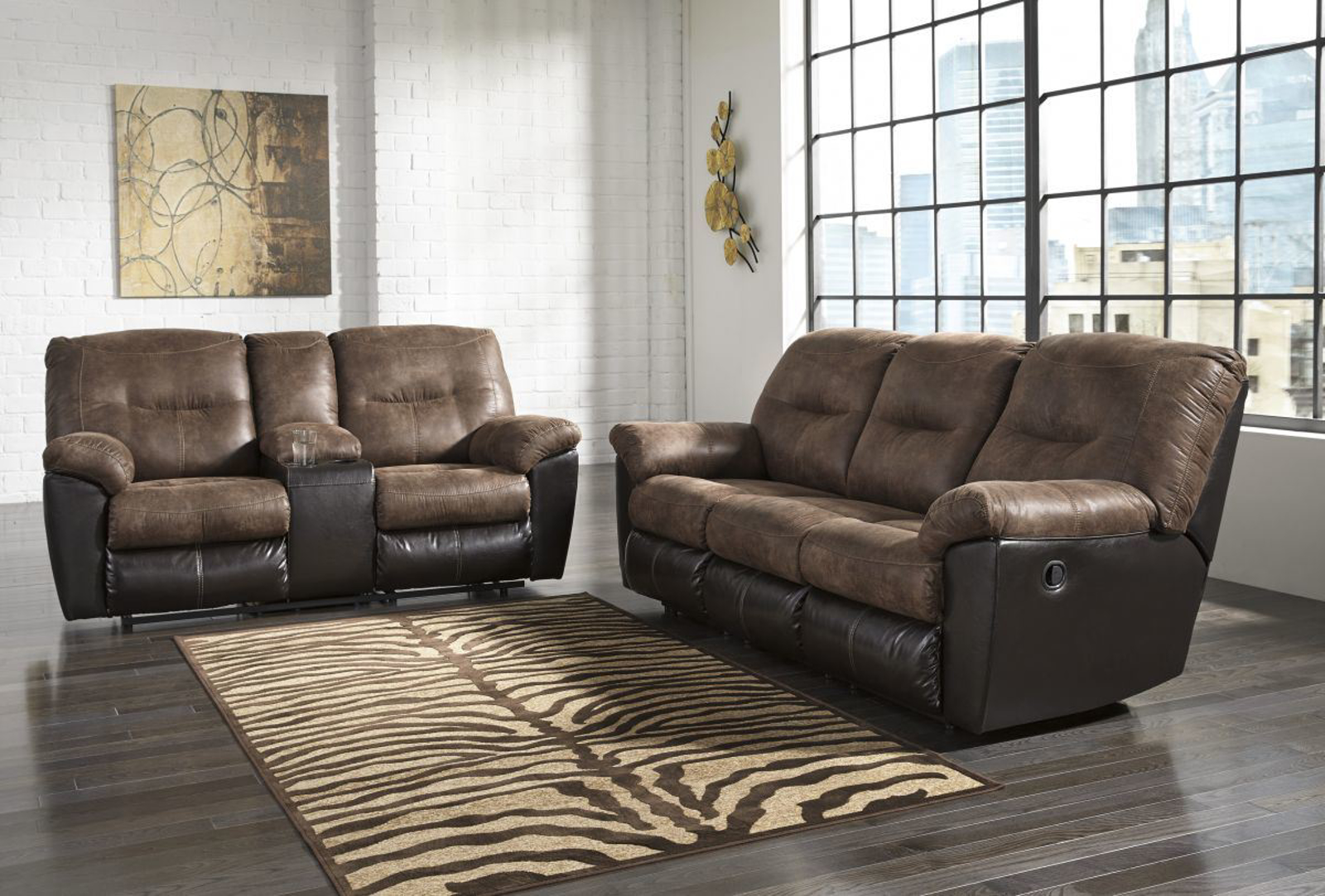 Picture of Follett 2 Piece Living Room Group