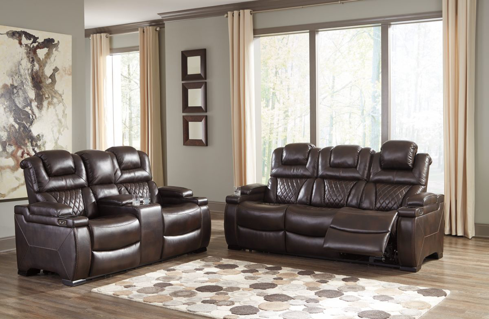 Picture of Warnerton 2 Piece Living Room Group