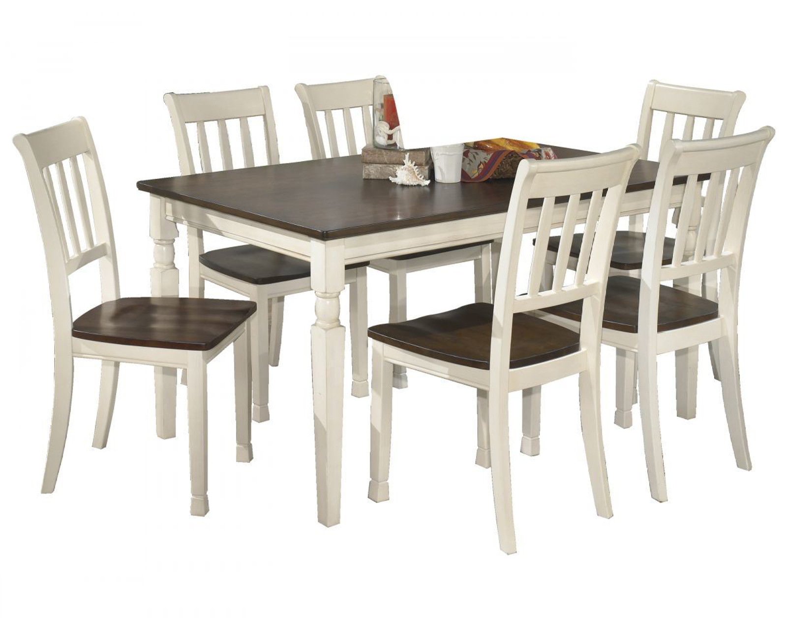 Picture of Whitesburg Table & 6 Chairs