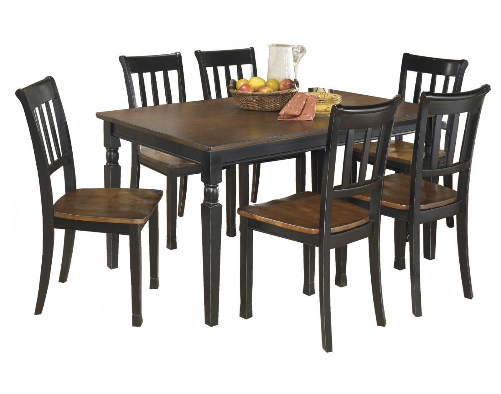 Picture of Owingsville Table & 6 Chairs