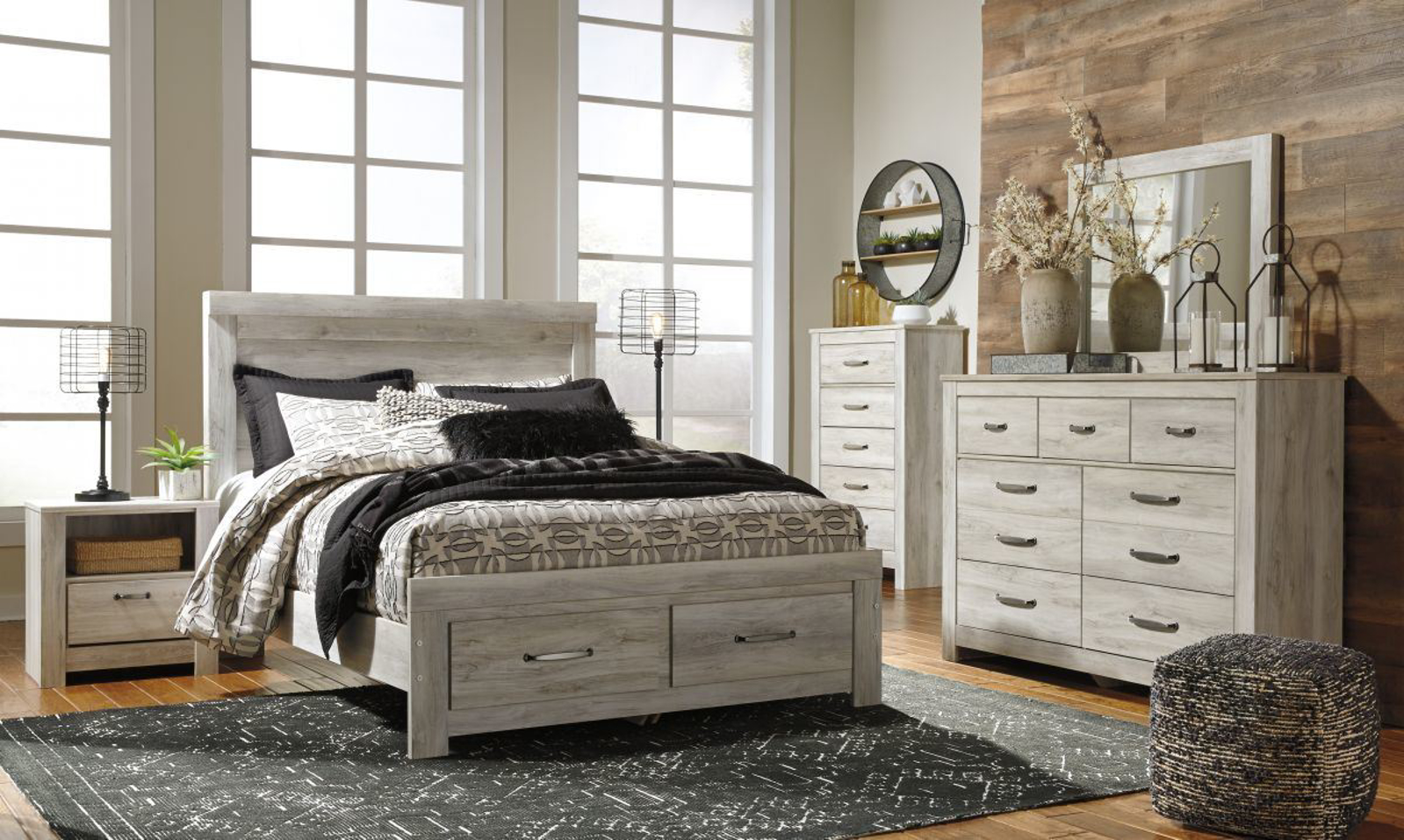 Picture of Bellaby 5 Piece Queen Bedroom Group