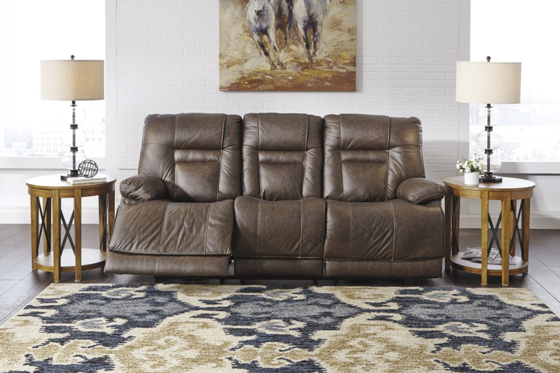 Wurstrow Reclining Power Sofa