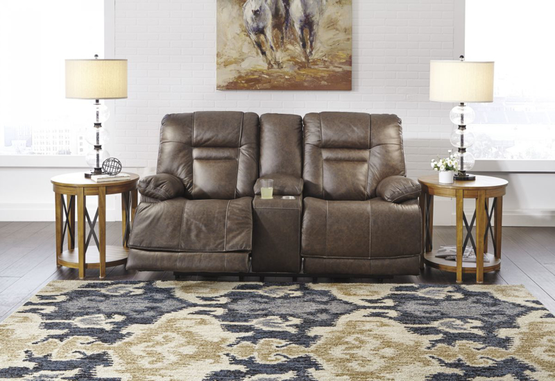 Wurstrow Reclining Power Loveseat