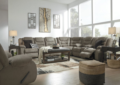 Picture of McCade Reclining Sectional
