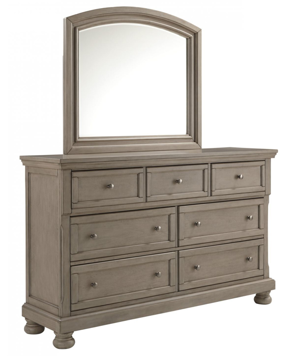Picture of Lettner Dresser & Mirror
