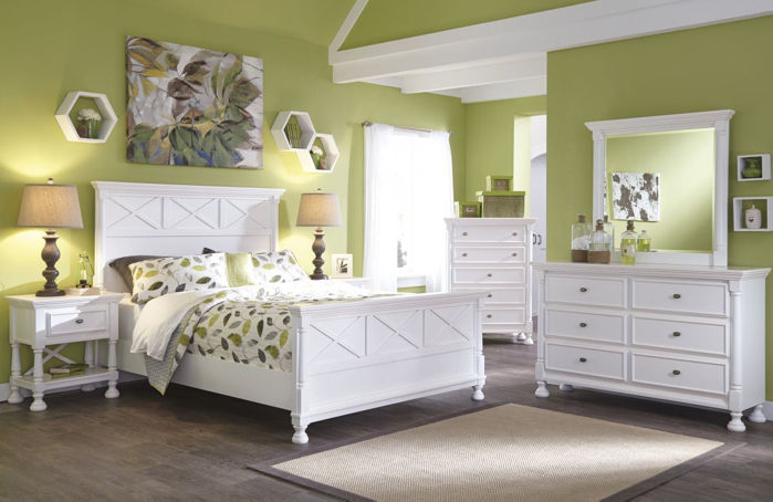 Picture of Kaslyn 5 Piece Queen Bedroom Group