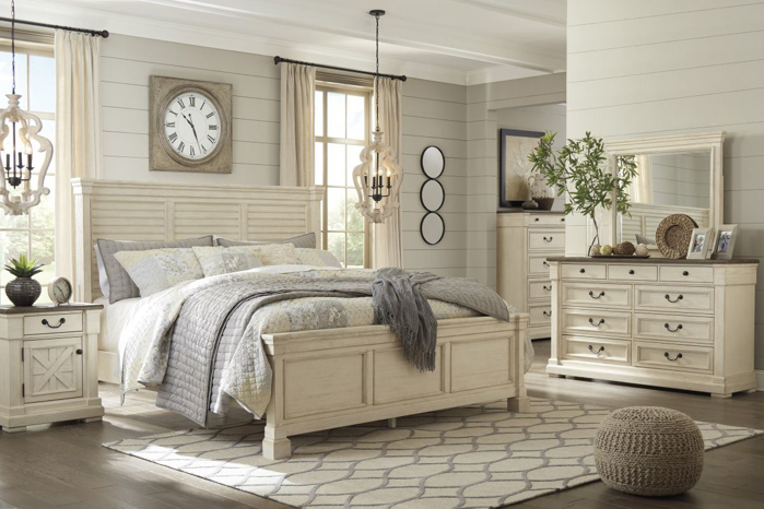 Picture of Bolanburg 5 Piece Queen Bedroom Group