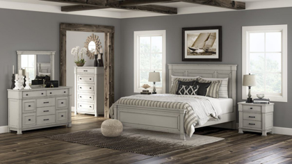 Picture of Jennily Queen Size Bed