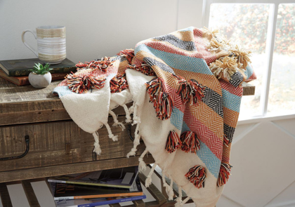 Picture of Jacinta Throw Blanket