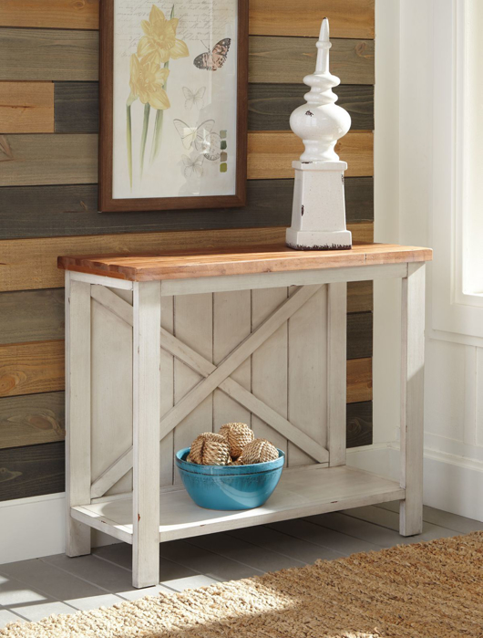Picture of Abramsland Console Sofa Table