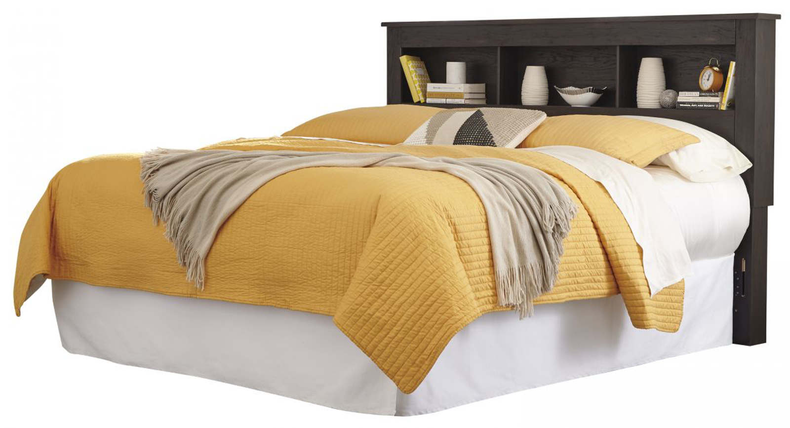 Picture of Reylow King Size Headboard