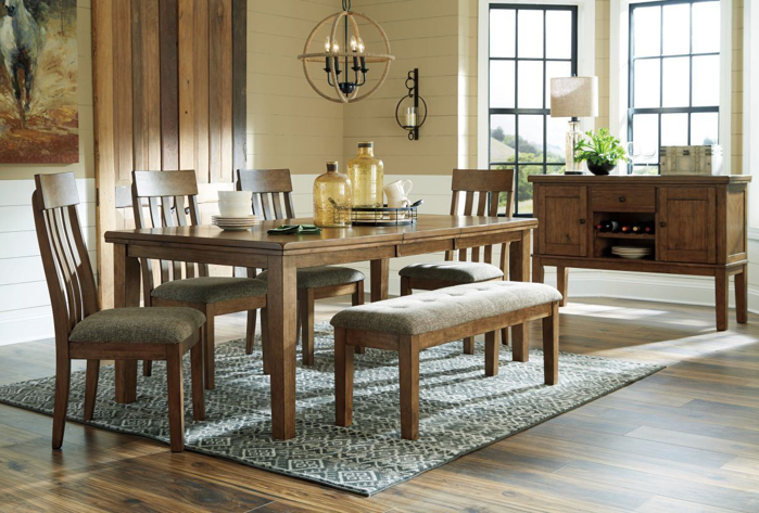 Picture of Flaybern Dining Table