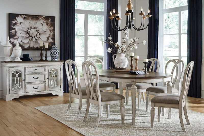 Realyn Dining Table