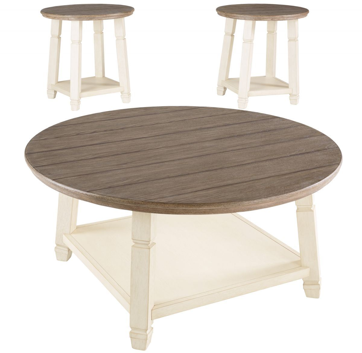 Picture of Bolanbrook 3 Piece Table Set