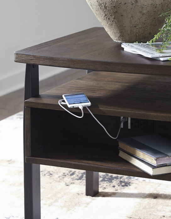 Picture of Vailbry End Table