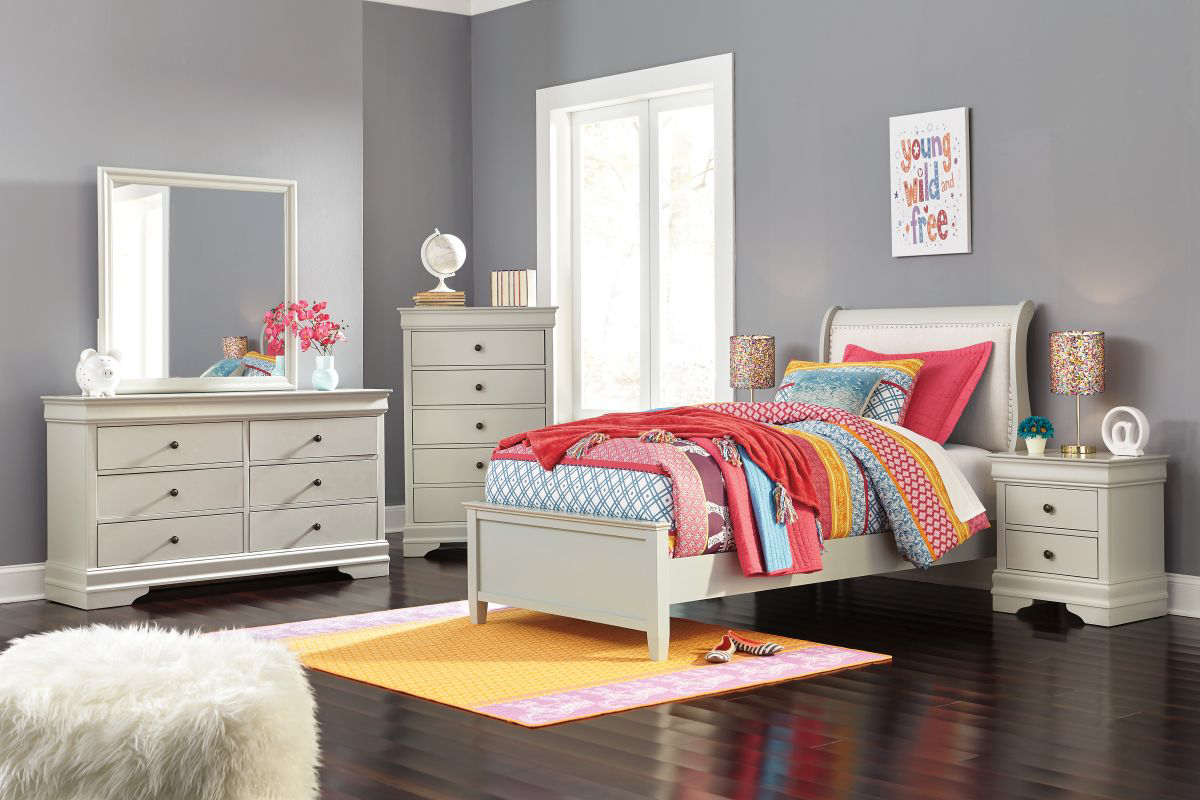 Picture of Jorstad Twin Size Bed