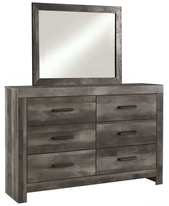 Picture of Wynnlow Dresser & Mirror