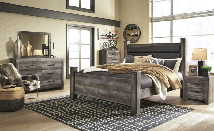 Picture of Wynnlow King Size Bed