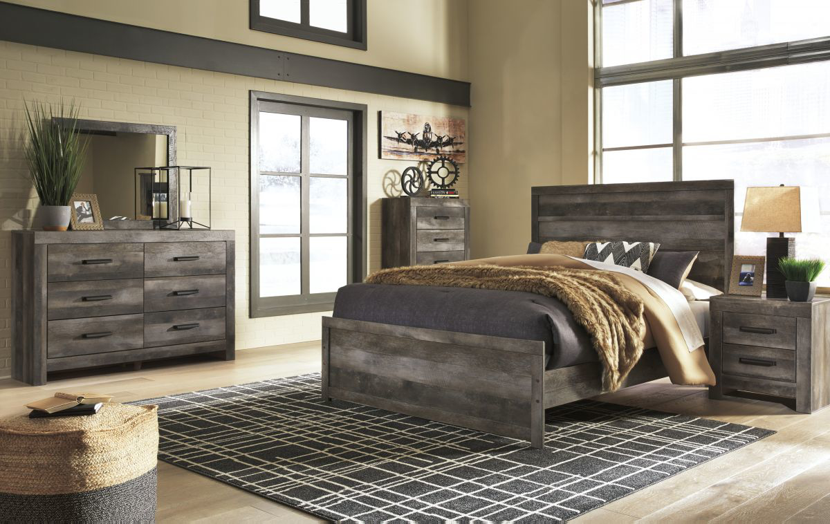 Picture of Wynnlow Queen Size Bed