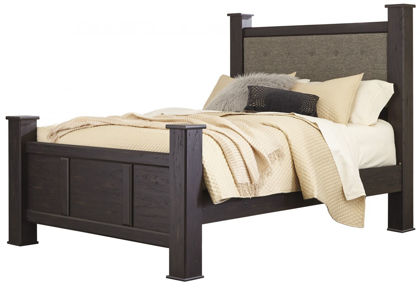 Picture of Reylow Queen Size Bed
