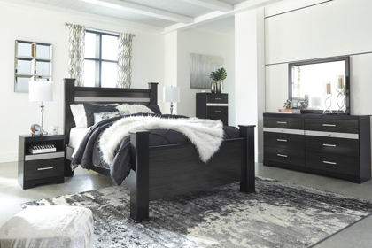 Picture of Starberry Queen Size Bed