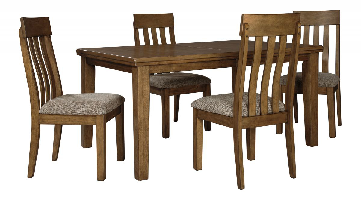Picture of Flaybern Table & 4 Chairs