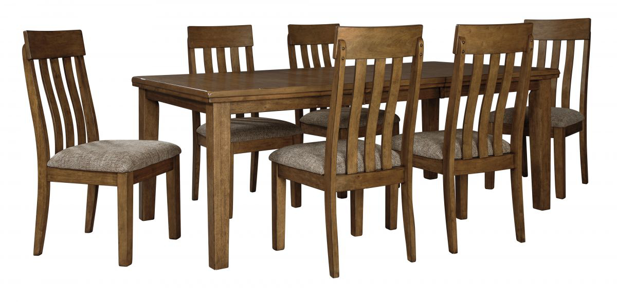 Picture of Flaybern Table & 6 Chairs