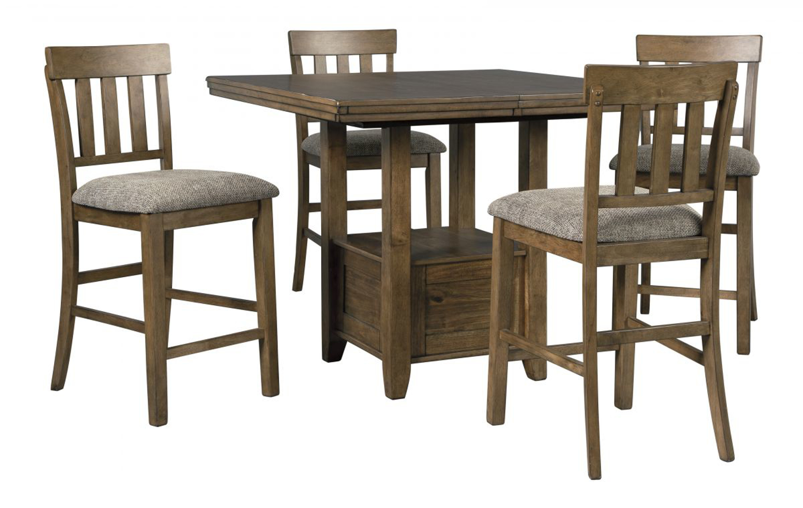 Picture of Flaybern Pub Table & 4 Stools