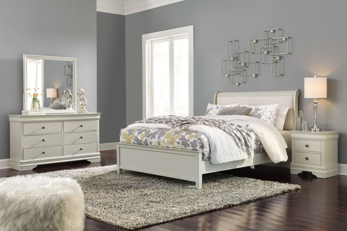 Picture of Jorstad 5 Piece Queen Bedroom Group