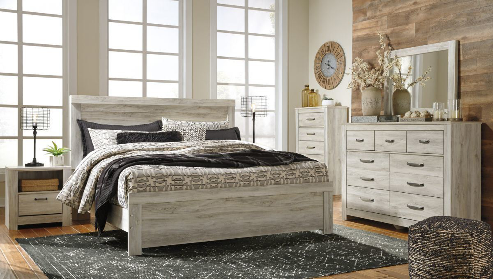 Picture of Bellaby 6 Piece King Bedroom Group