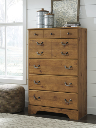 Picture of Bittersweet Chest of Drawers