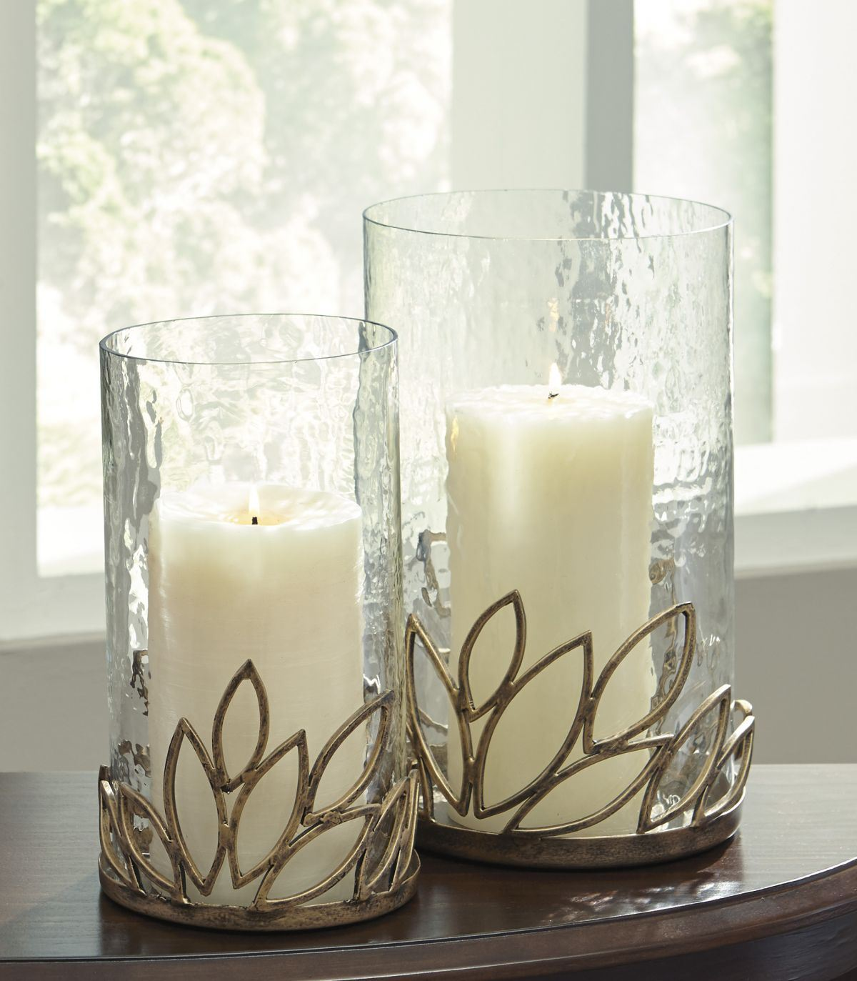 Picture of Pascal 2 Piece Candle Holder Set