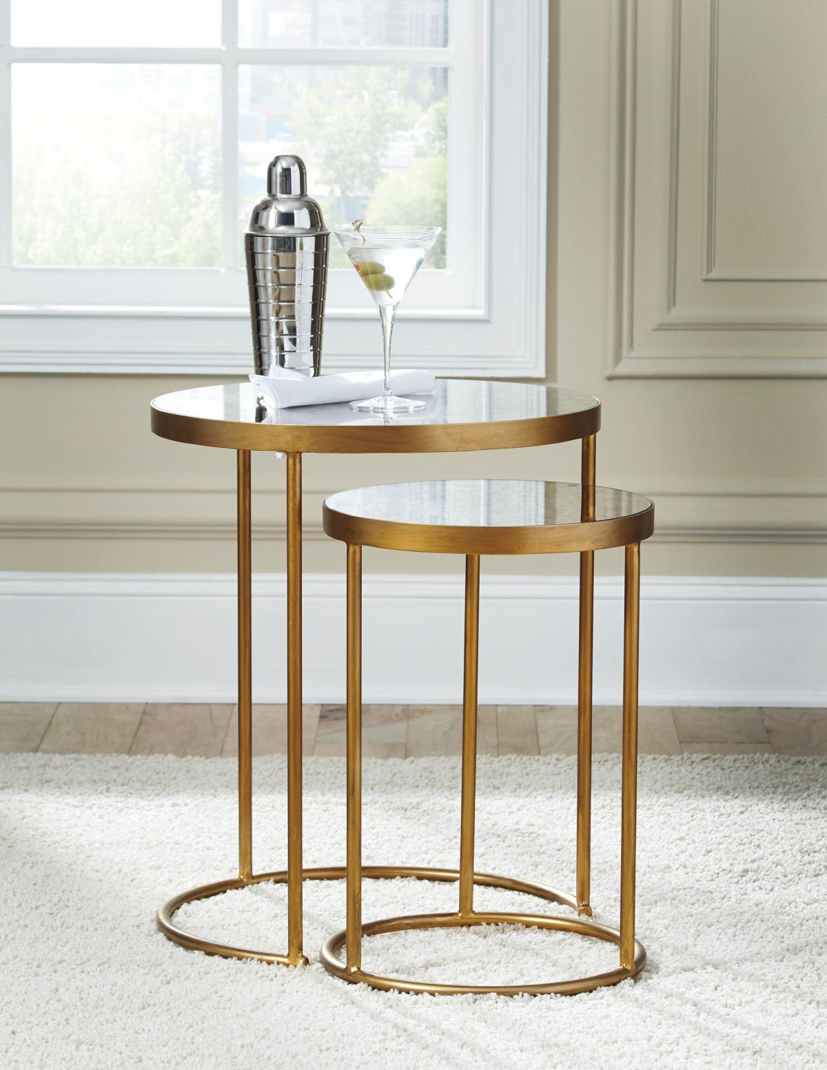 Picture of Majaci 2 Piece Accent Table Set