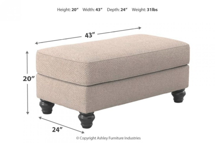 Picture of Fermoy Ottoman