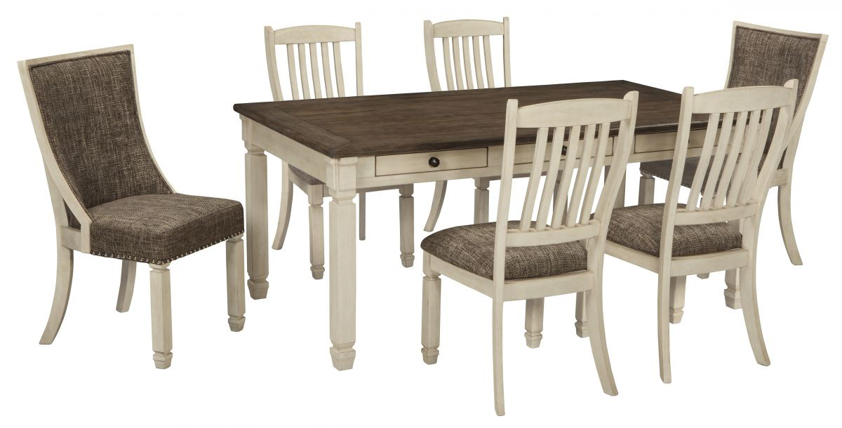 Picture of Bolanburg Table & 6 Chairs