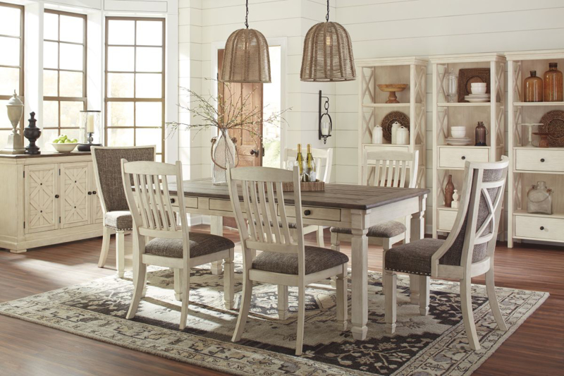 Bolanburg Table & 6 Chairs