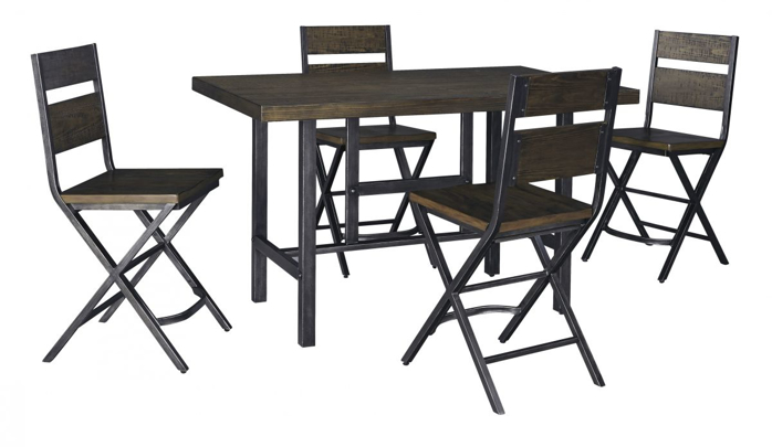 Picture of Kavara Pub Table & 4 Stools