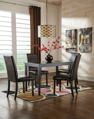 Picture of Kimonte Table & 4 Chairs