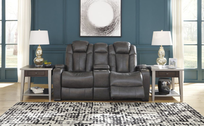 Picture of Turbulance Reclining Power Loveseat