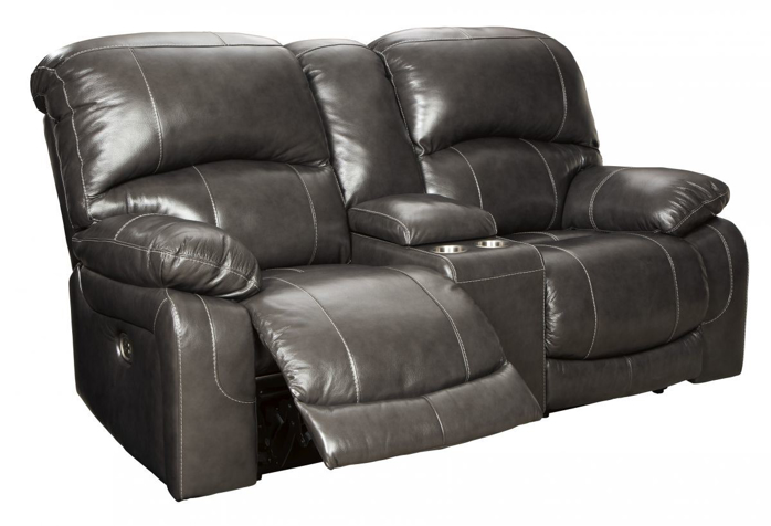 Picture of Hallstrung Reclining Power Loveseat