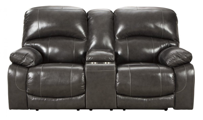 Hallstrung Reclining Power Loveseat