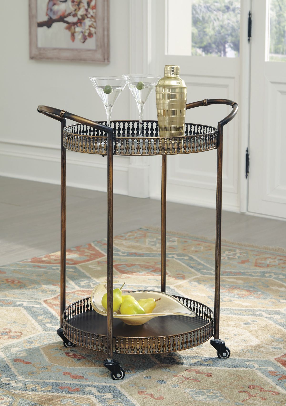 Picture of Clarkburn Bar Cart