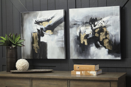 Picture of Jerrin 2 Piece Wall Art Set