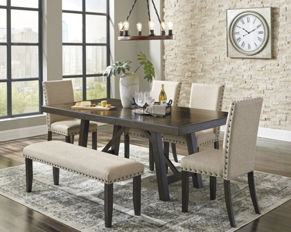 Picture of Rokane Dining Table