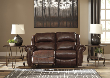 Picture of Bingen Reclining Power Loveseat